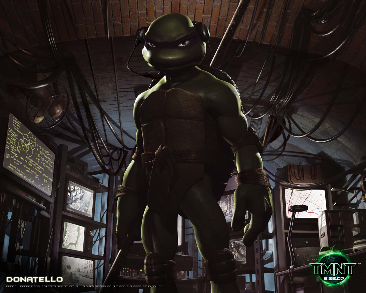 12408 download wallpaper Cartoon, Tmnt screensavers and pictures for free