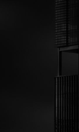 60871 Screensavers and Wallpapers Architecture for phone. Download Minimalism, Building, Bw, Chb, Dark, Architecture pictures for free