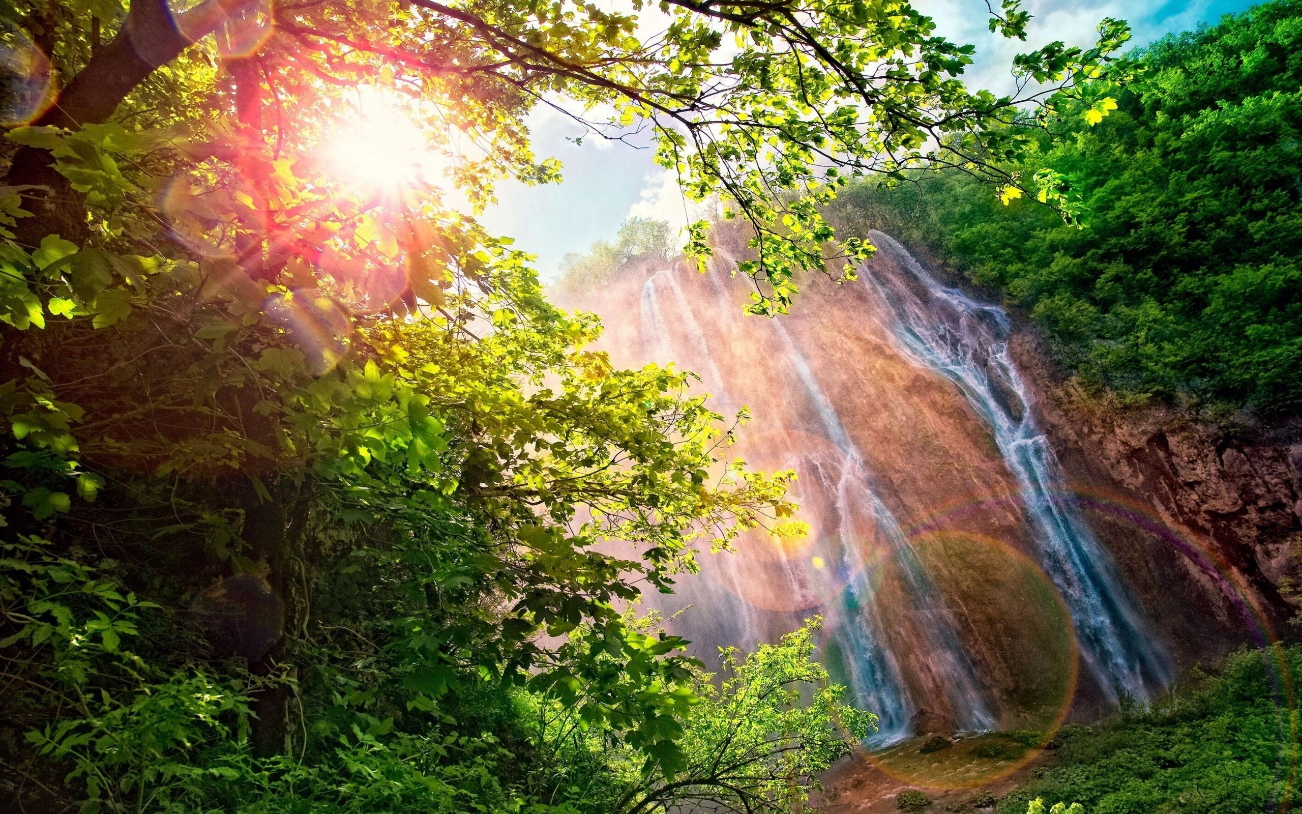 30182 скачать обои Водопады, Пейзаж - заставки и картинки бесплатно