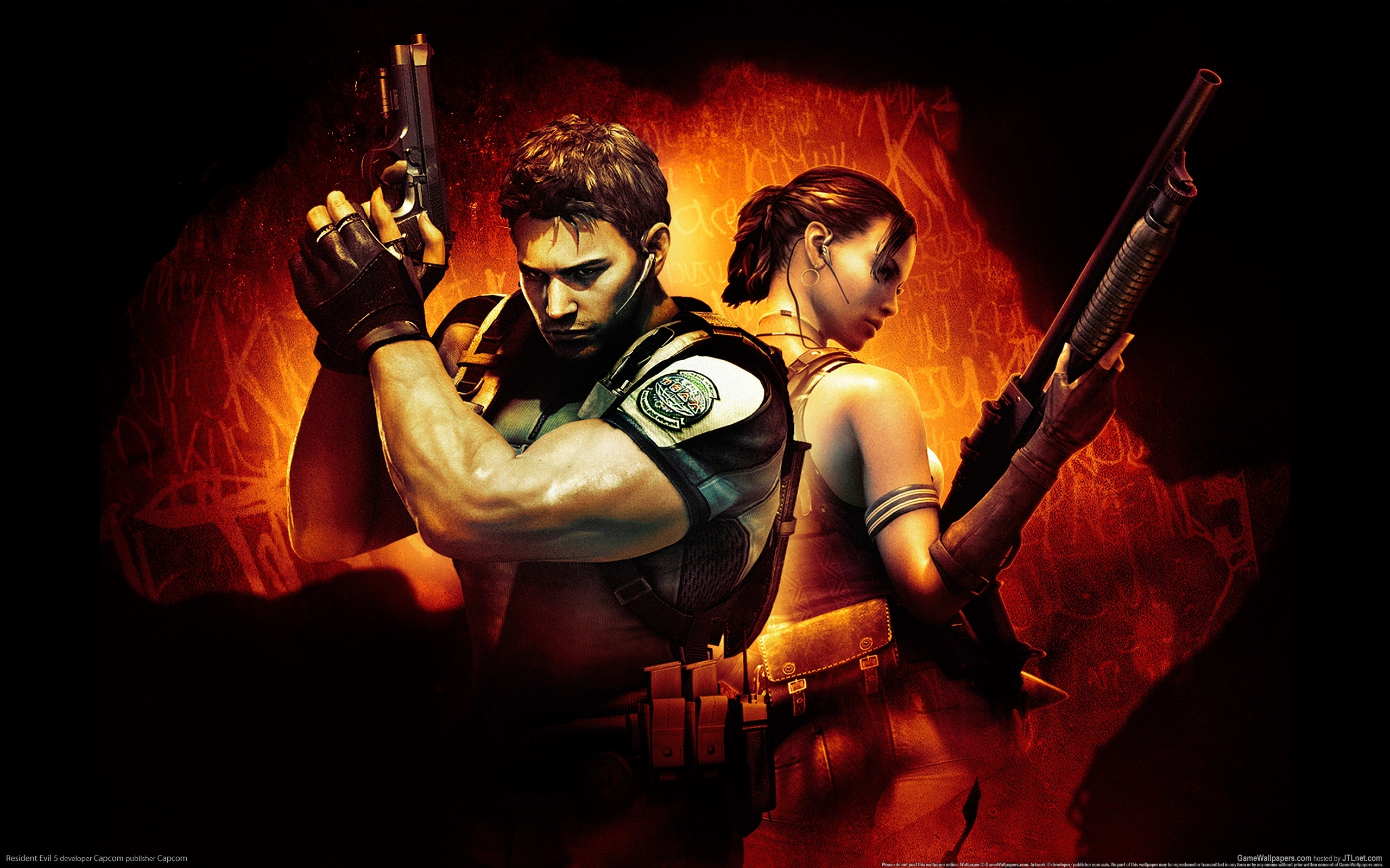 2537 Screensavers and Wallpapers Resident Evil for phone. Download Resident Evil, Games pictures for free