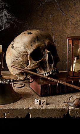 18593 скачать обои Фон, Артфото, Смерть, Натюрморт - заставки и картинки бесплатно