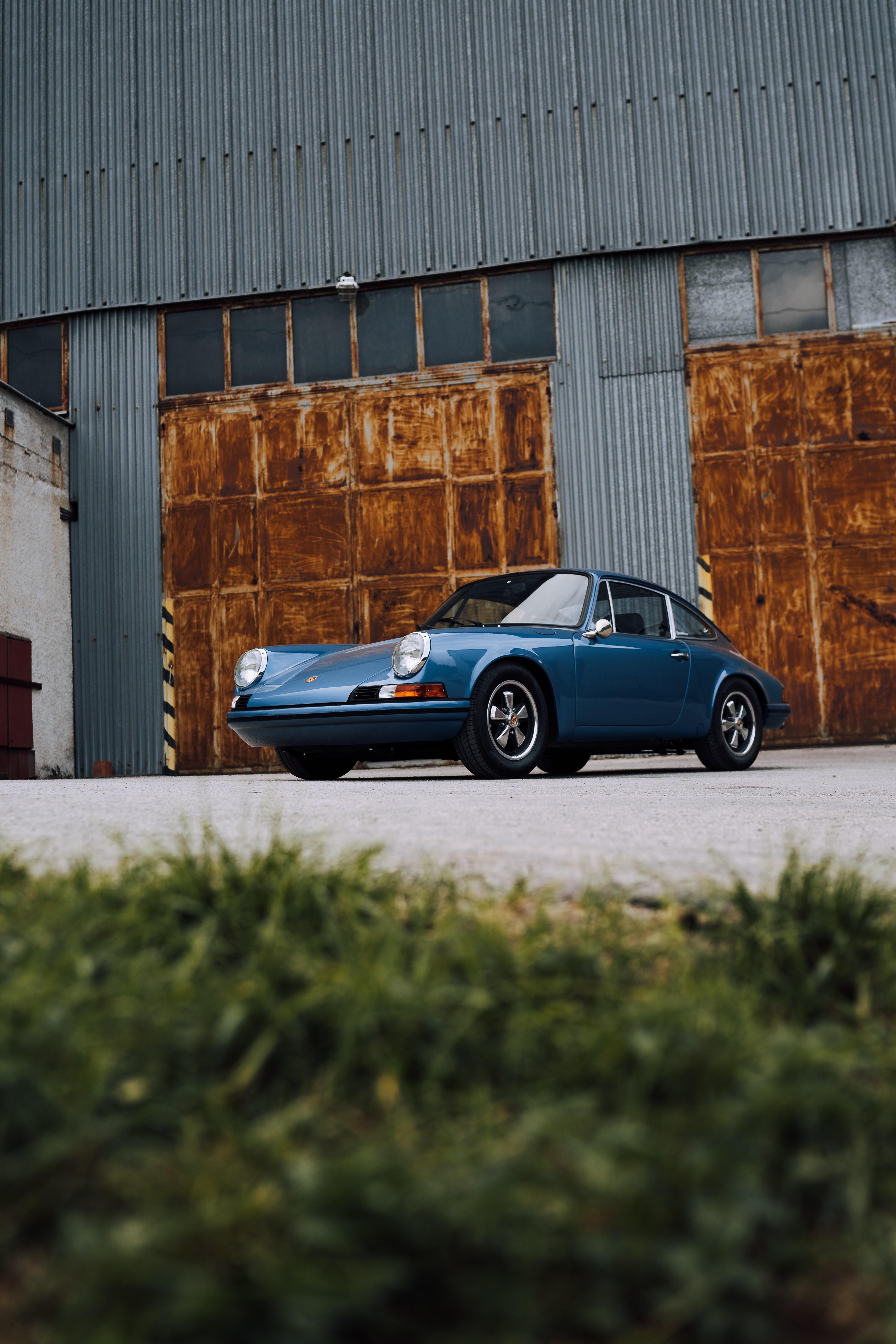 132425 Заставки и Обои Порш (Porsche) на телефон. Скачать Порш (Porsche), Тачки (Cars), Автомобиль, Синий, Вид Сбоку картинки бесплатно