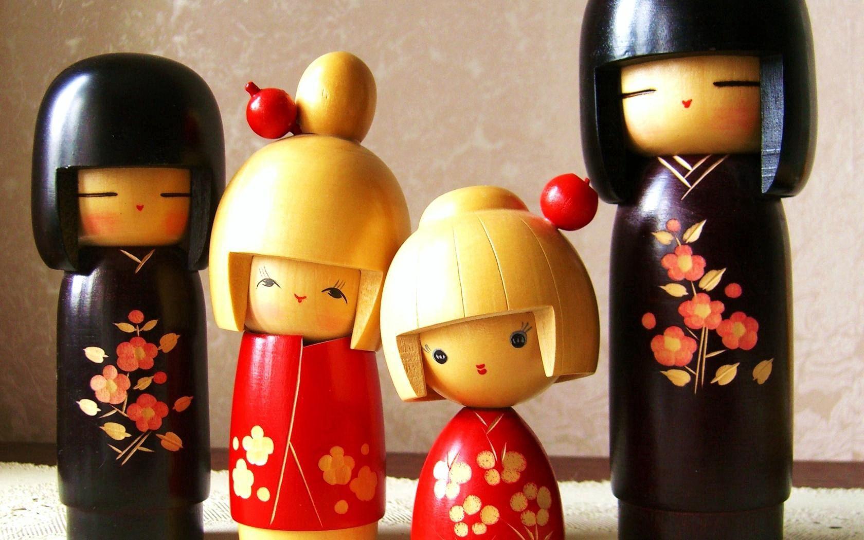 115057 скачать обои Разное, Кукла, Кокеши, Игрушка, Куклы - заставки и картинки бесплатно