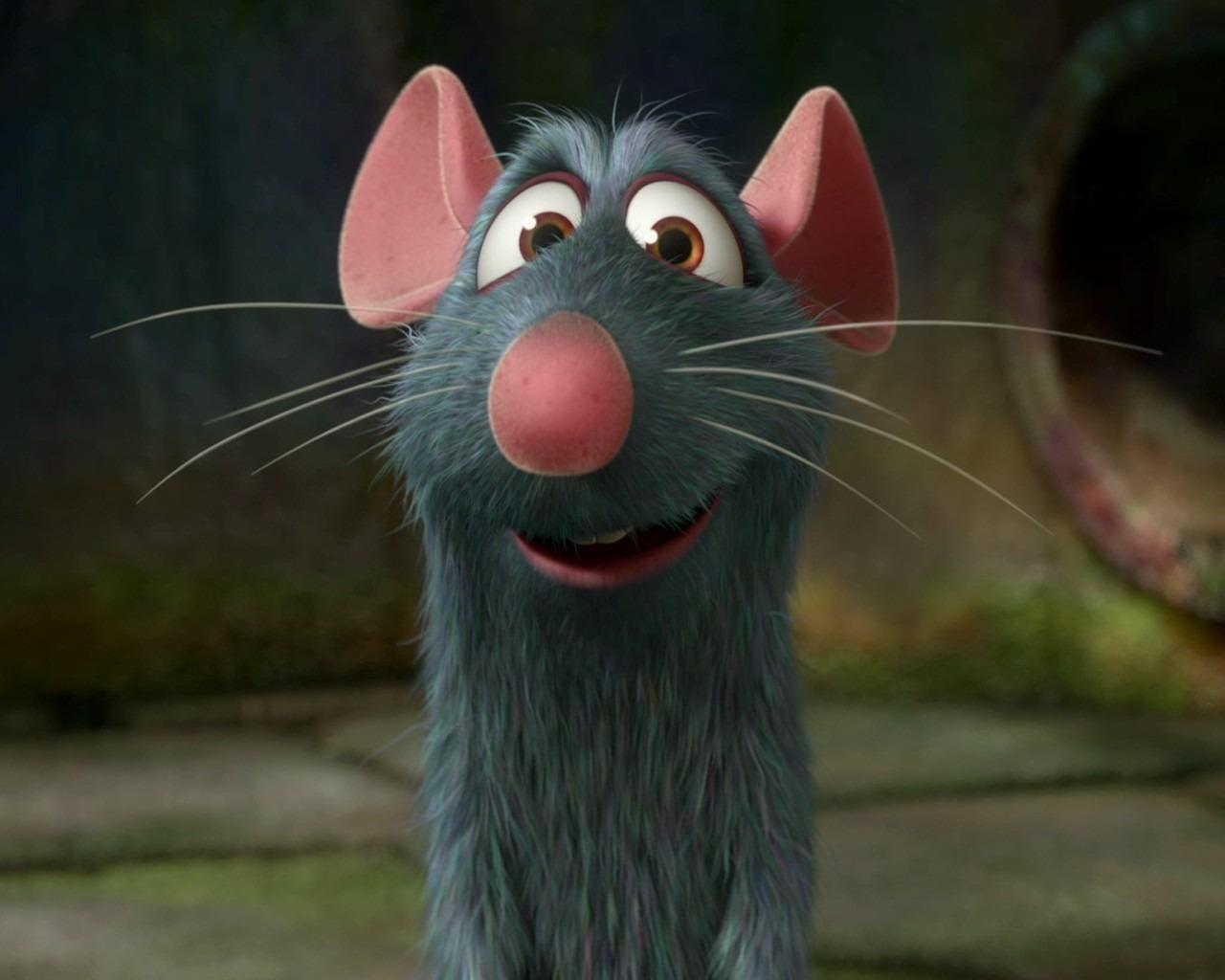 10672 Hintergrundbild herunterladen Cartoon, Mäuse, Ratatouille - Bildschirmschoner und Bilder kostenlos
