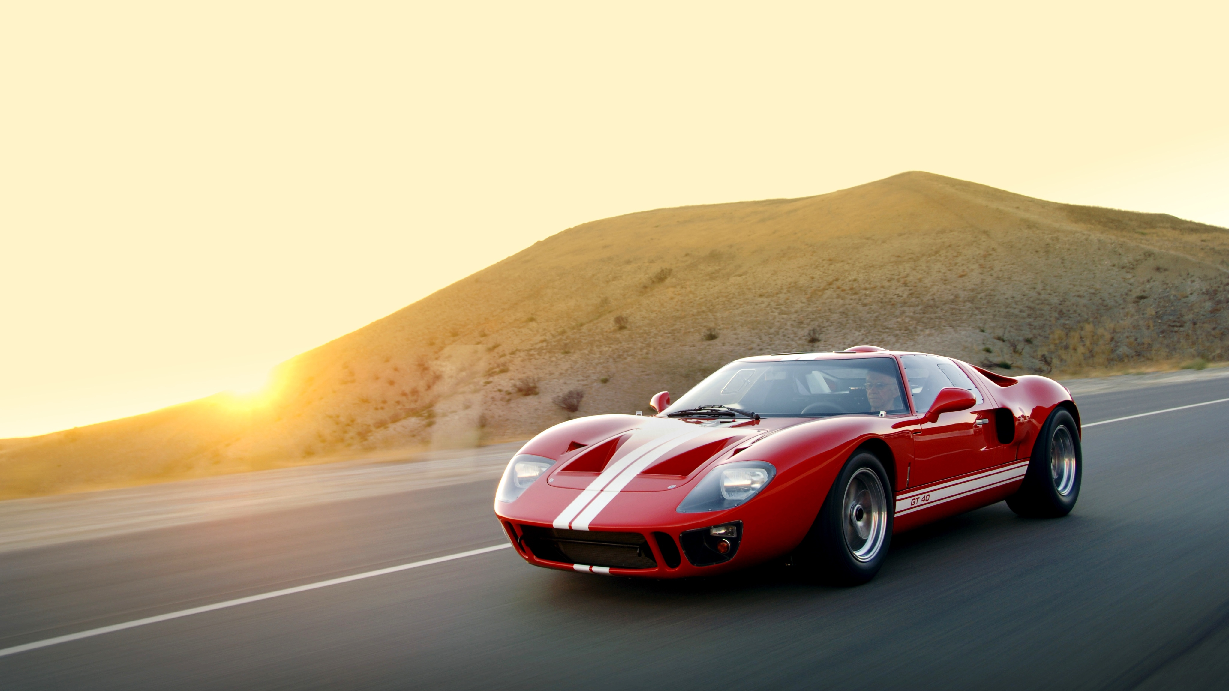 51111 download wallpaper Cars, Ford, Gt40, Mki, Superformance, 2007, Sports Car, Sports screensavers and pictures for free