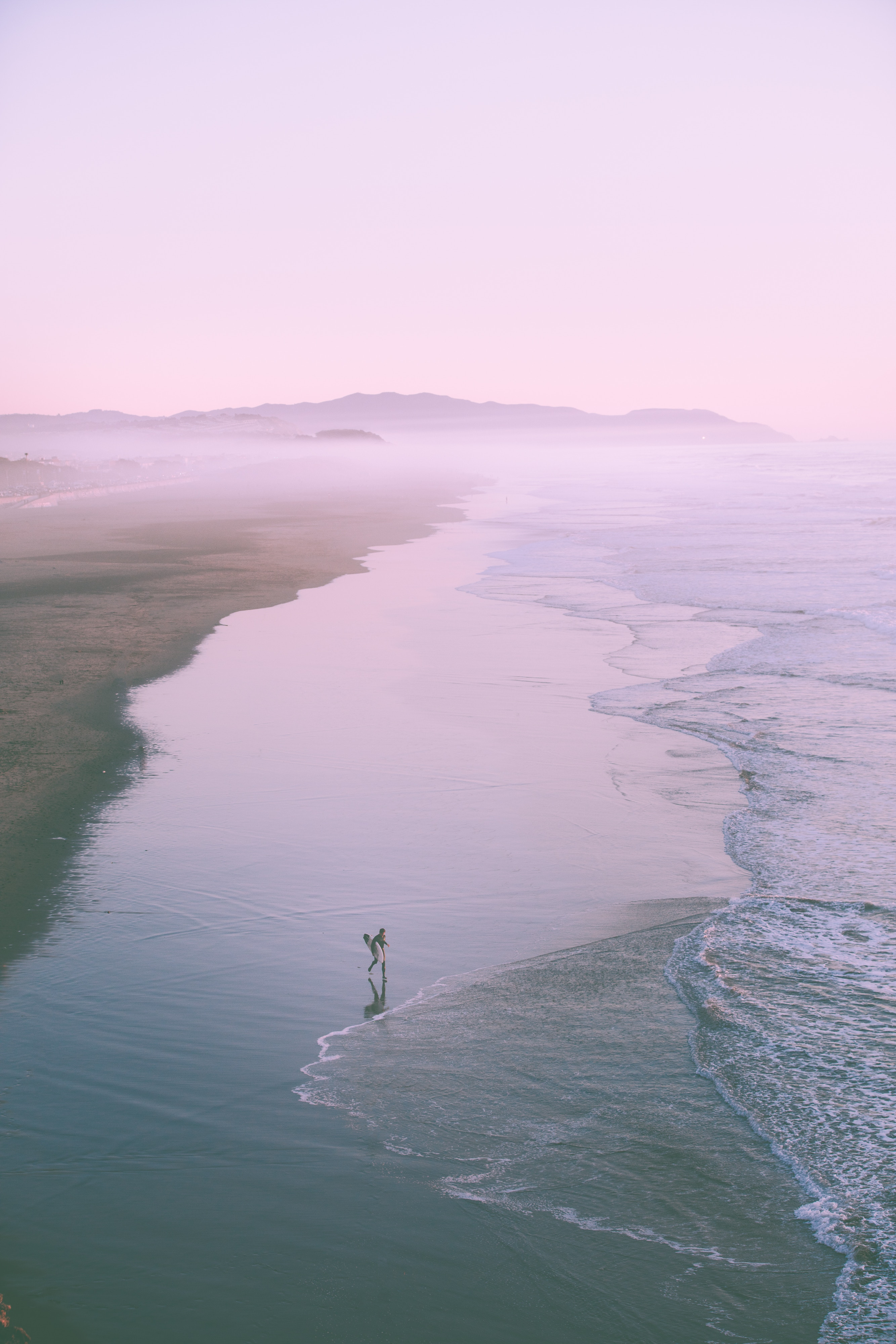 134014 download wallpaper Nature, Surfer, Serfing, Ocean, Surf, Shore, Bank screensavers and pictures for free