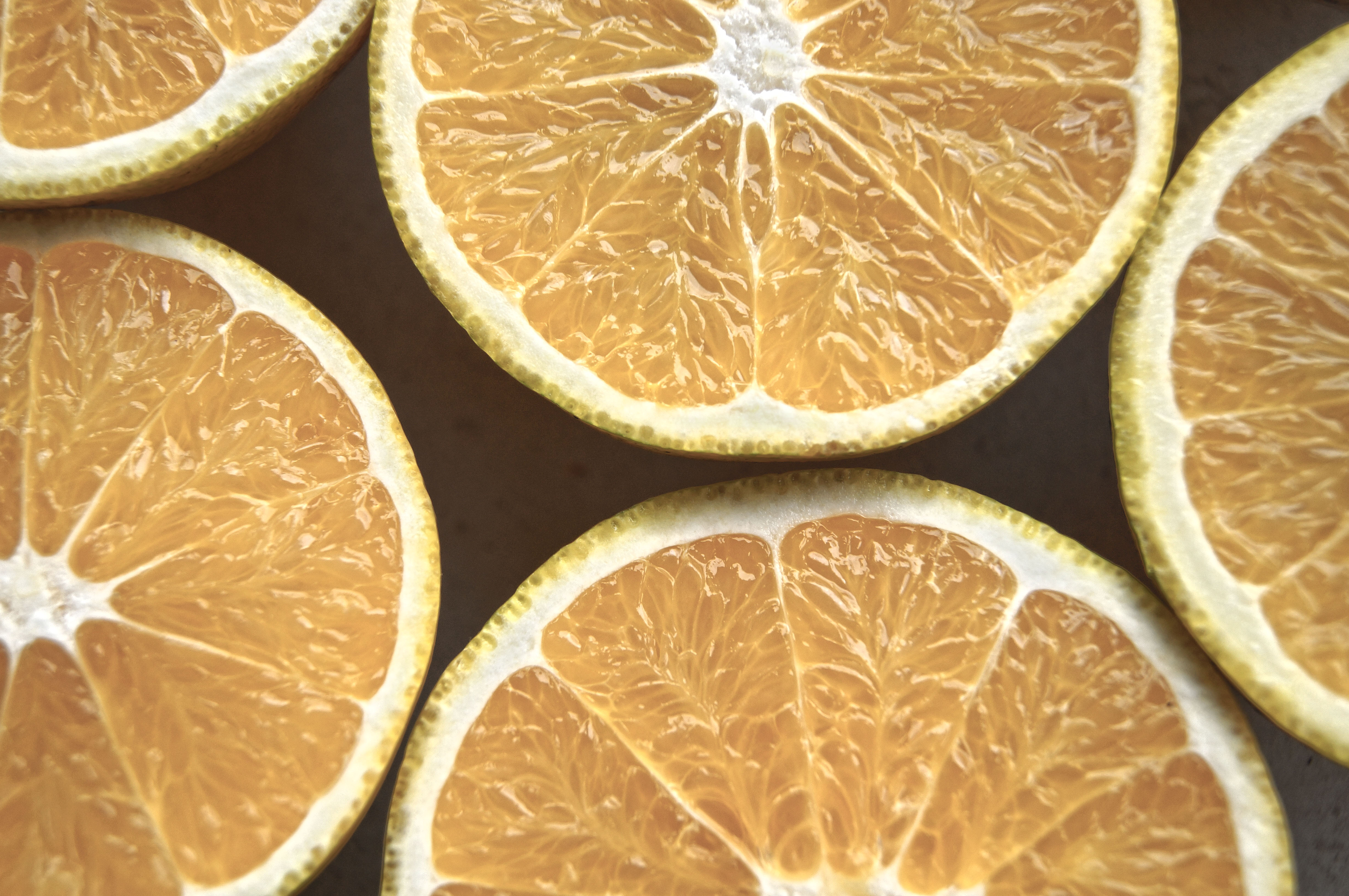 65572 download wallpaper Food, Oranges, Citrus, Slice, Section, Citruses screensavers and pictures for free