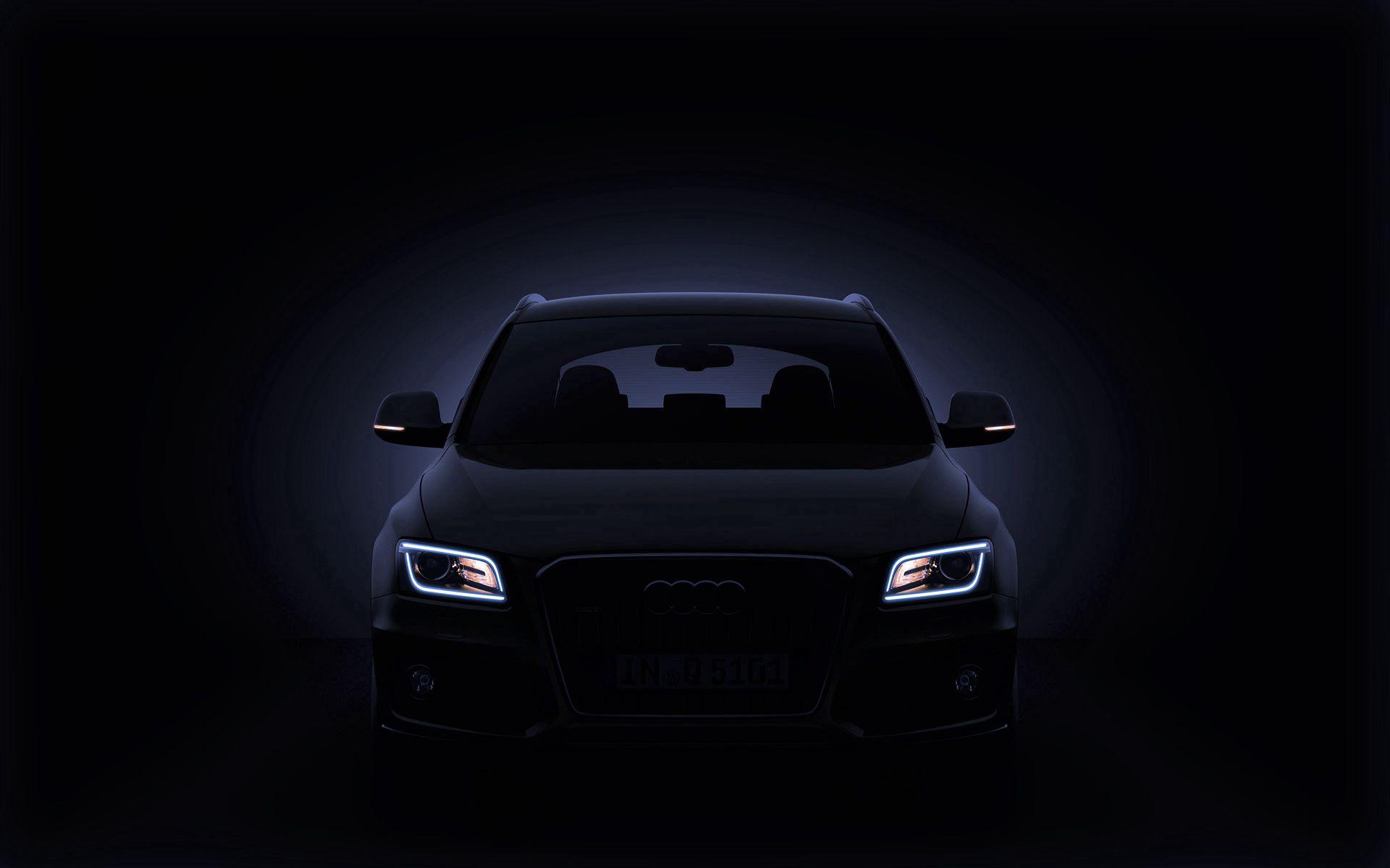 118447 Заставки и Обои Вид Спереди на телефон. Скачать Вид Спереди, Ауди (Audi), Тачки (Cars), Черный, Q5 картинки бесплатно