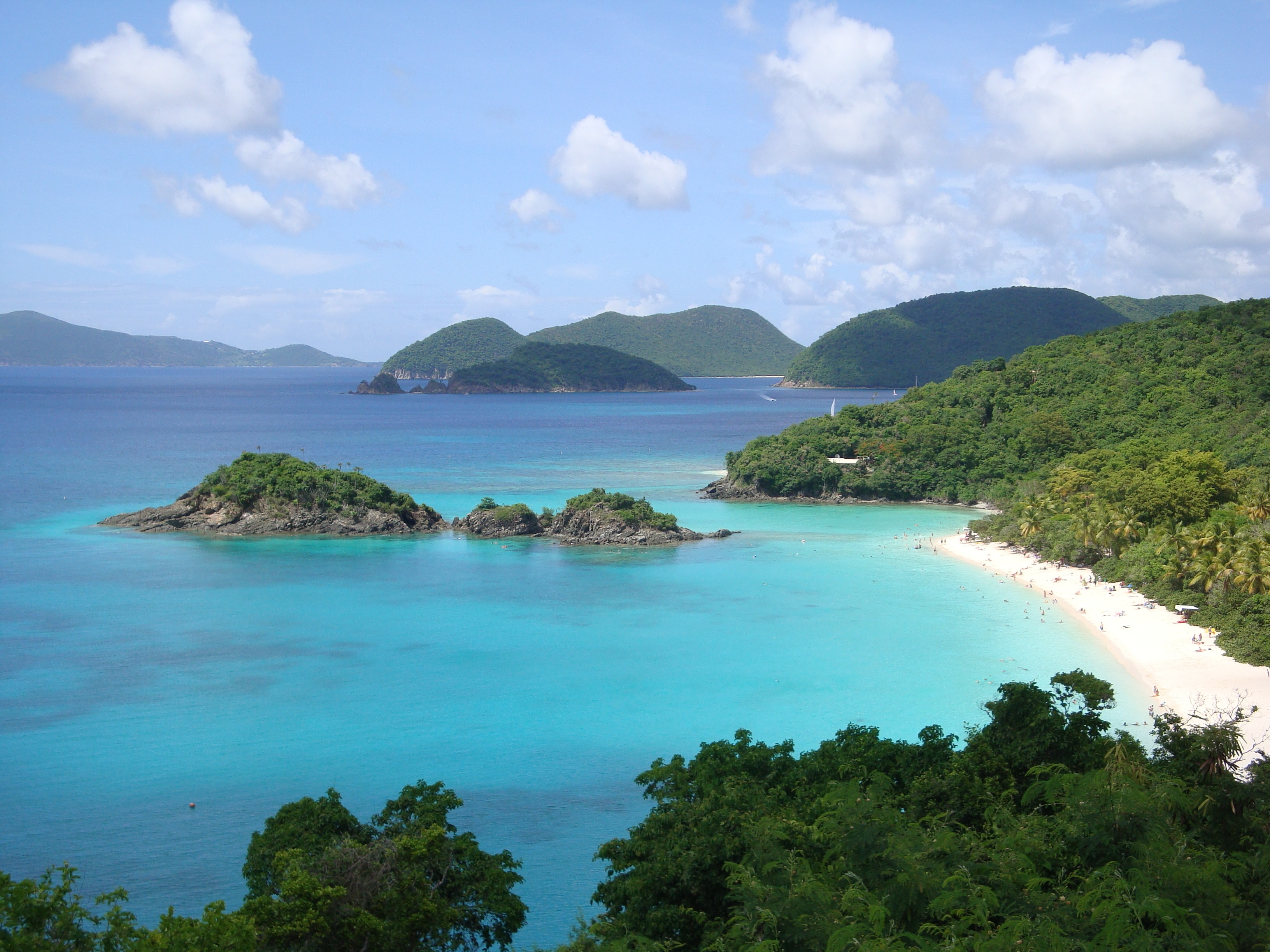 82911 Screensavers and Wallpapers Beach for phone. Download Beach, Nature, Shore, Bank, Tropics, Blue Water, Islands pictures for free