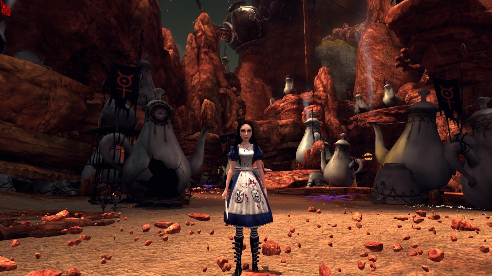 19047 télécharger le fond d'écran Jeux, Alice Au Pays Des Merveilles - économiseurs d'écran et images gratuitement