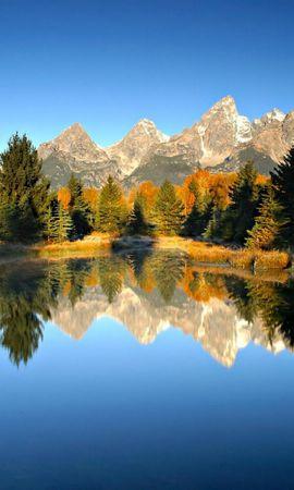 30716 скачать обои Пейзаж, Горы, Озера - заставки и картинки бесплатно