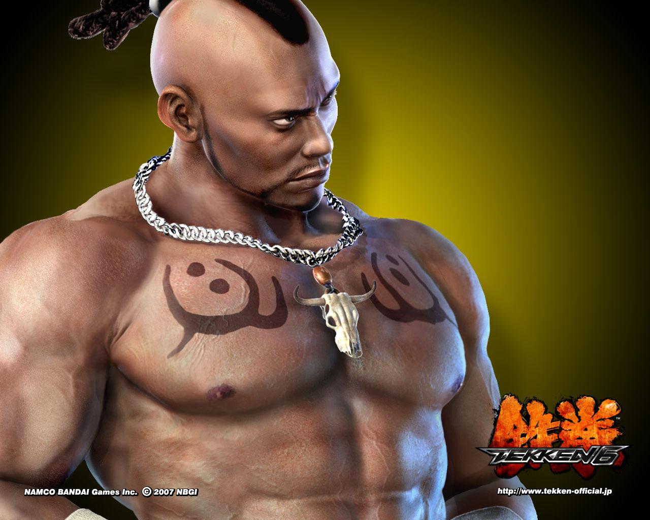 2160 скачать обои Tekken, Игры - заставки и картинки бесплатно