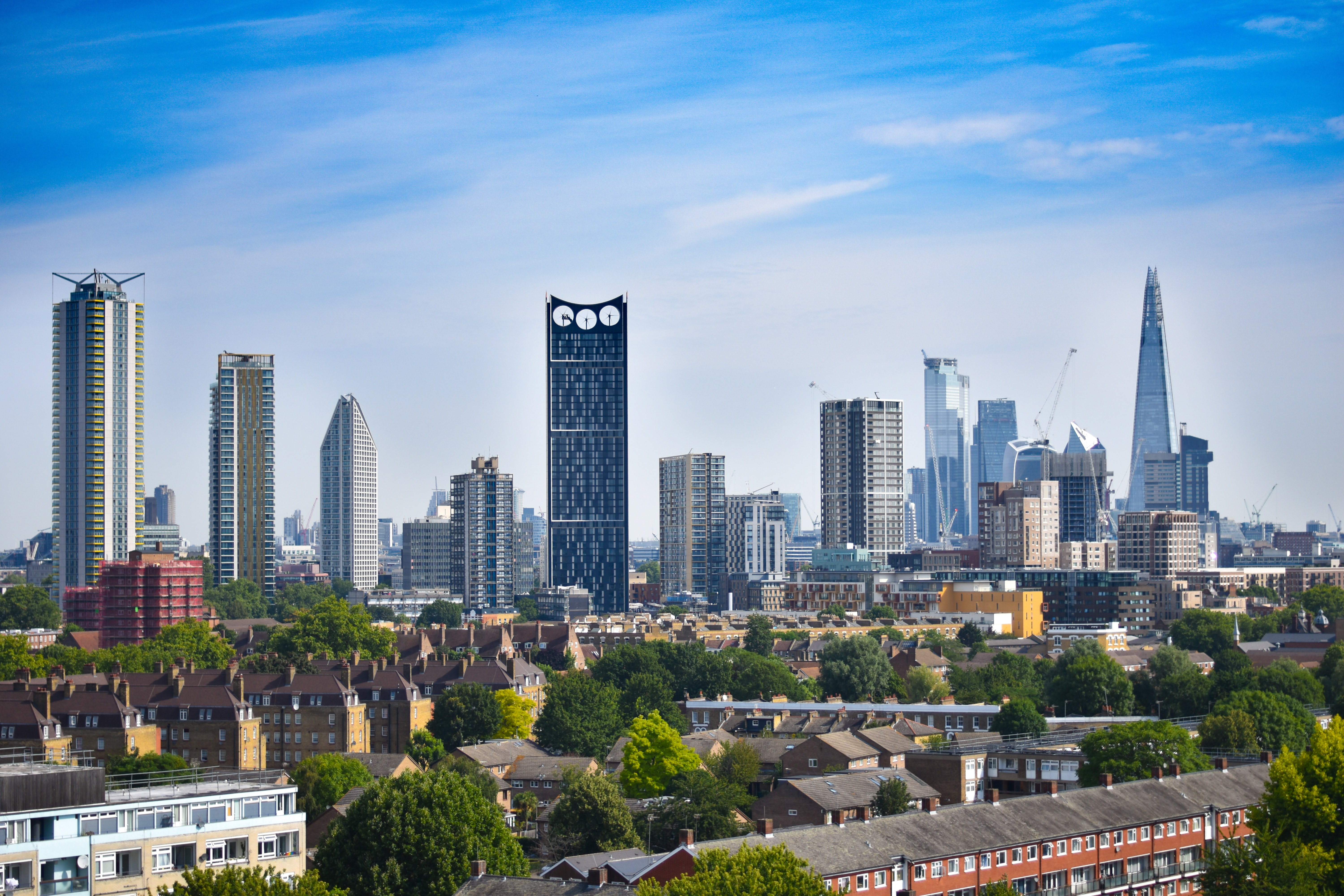 60688 Screensavers and Wallpapers London for phone. Download Cities, Architecture, London, City, Building, Skyscrapers pictures for free