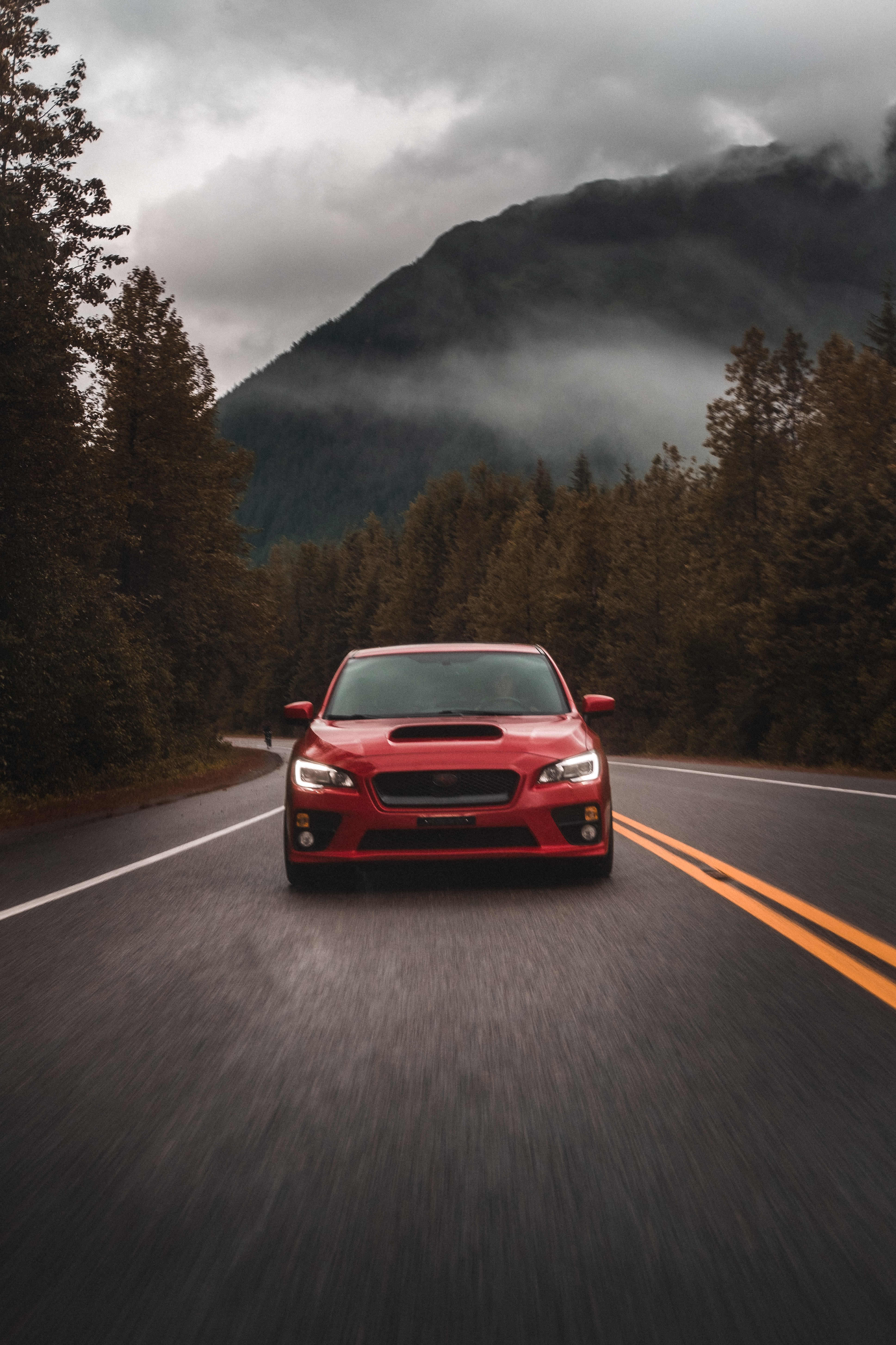 157975 Screensavers and Wallpapers Subaru for phone. Download Subaru, Cars, Road, Car, Speed pictures for free