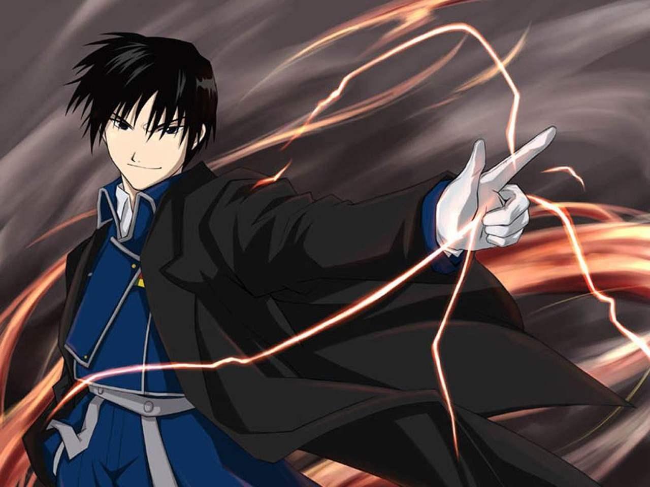 26992 Hintergrundbild herunterladen Anime, Männer, Fullmetal Alchemist - Bildschirmschoner und Bilder kostenlos