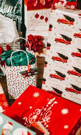 90479 скачать обои Подарки, Коробки, Пакеты, Новый Год, Рождество, Праздники - заставки и картинки бесплатно