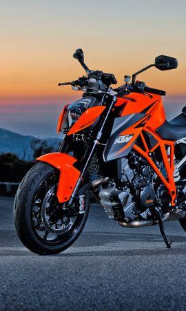 Téléchargez le fond d'écran gratuit 145858: Moto, Ktm 1290 Super Duke R, Ktm 1290 Super Duc R, Motocyclette, Des Sports, Sportif fond d'écran pour téléphone mobile