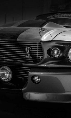 68625 télécharger le fond d'écran Voitures, Shelby, Gt500, Éléonore, Eleanor, Ford Mustang - économiseurs d'écran et images gratuitement