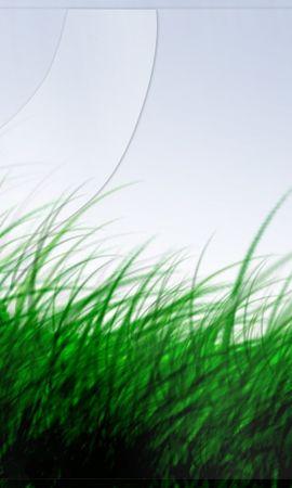 2549 скачать обои Растения, Трава, Арт - заставки и картинки бесплатно