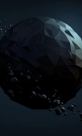 147235 télécharger le fond d'écran Abstrait, Planète, Balle, Ballon, Sombre, Contexte - économiseurs d'écran et images gratuitement