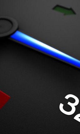 156066 télécharger le fond d'écran Divers, Compteur De Vitesse, Compteur, Flèche, Nombres - économiseurs d'écran et images gratuitement