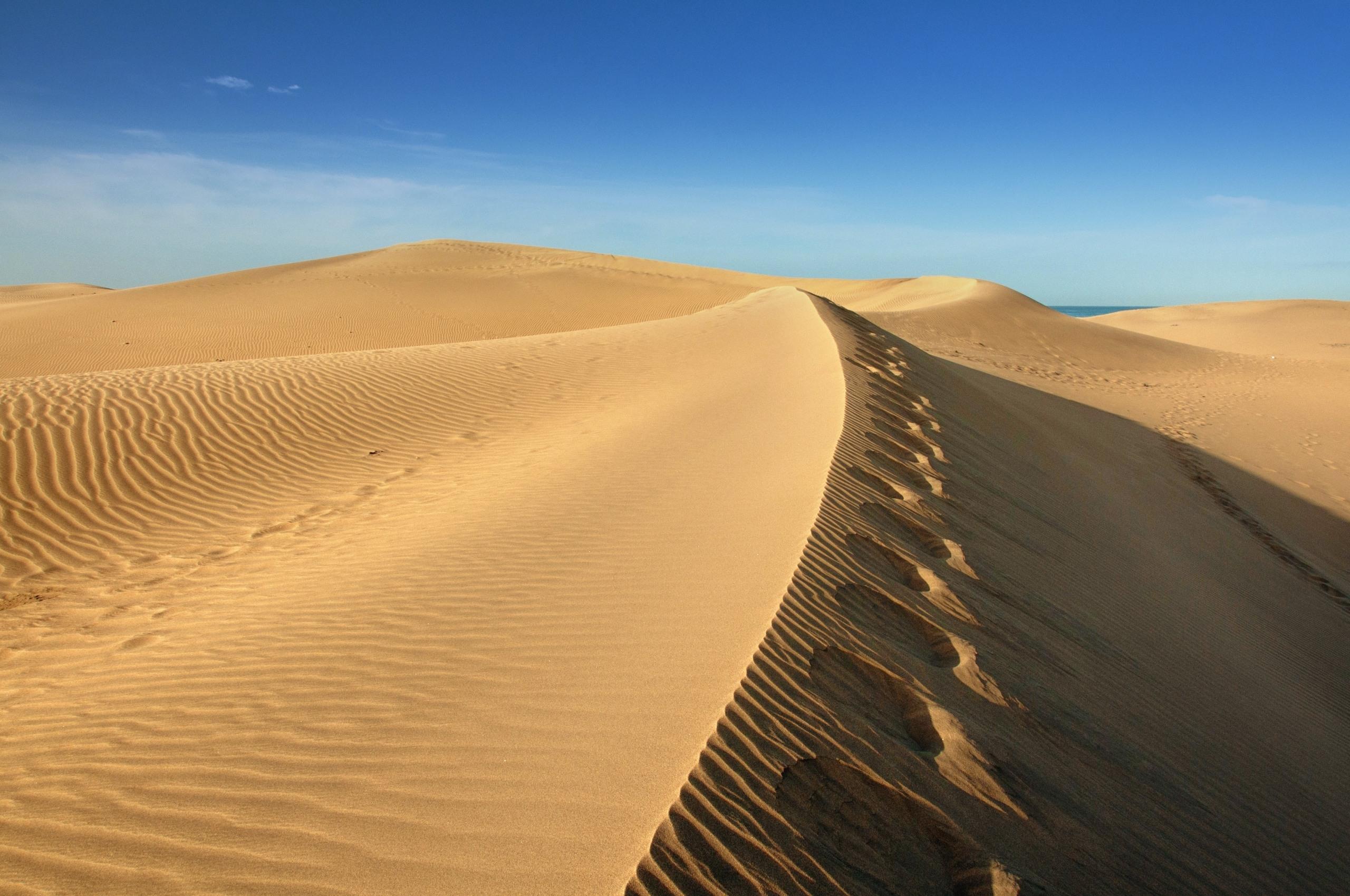 91925 Заставки и Обои Песок на телефон. Скачать Пустыня, Песок, Природа, Небо, Ветер картинки бесплатно