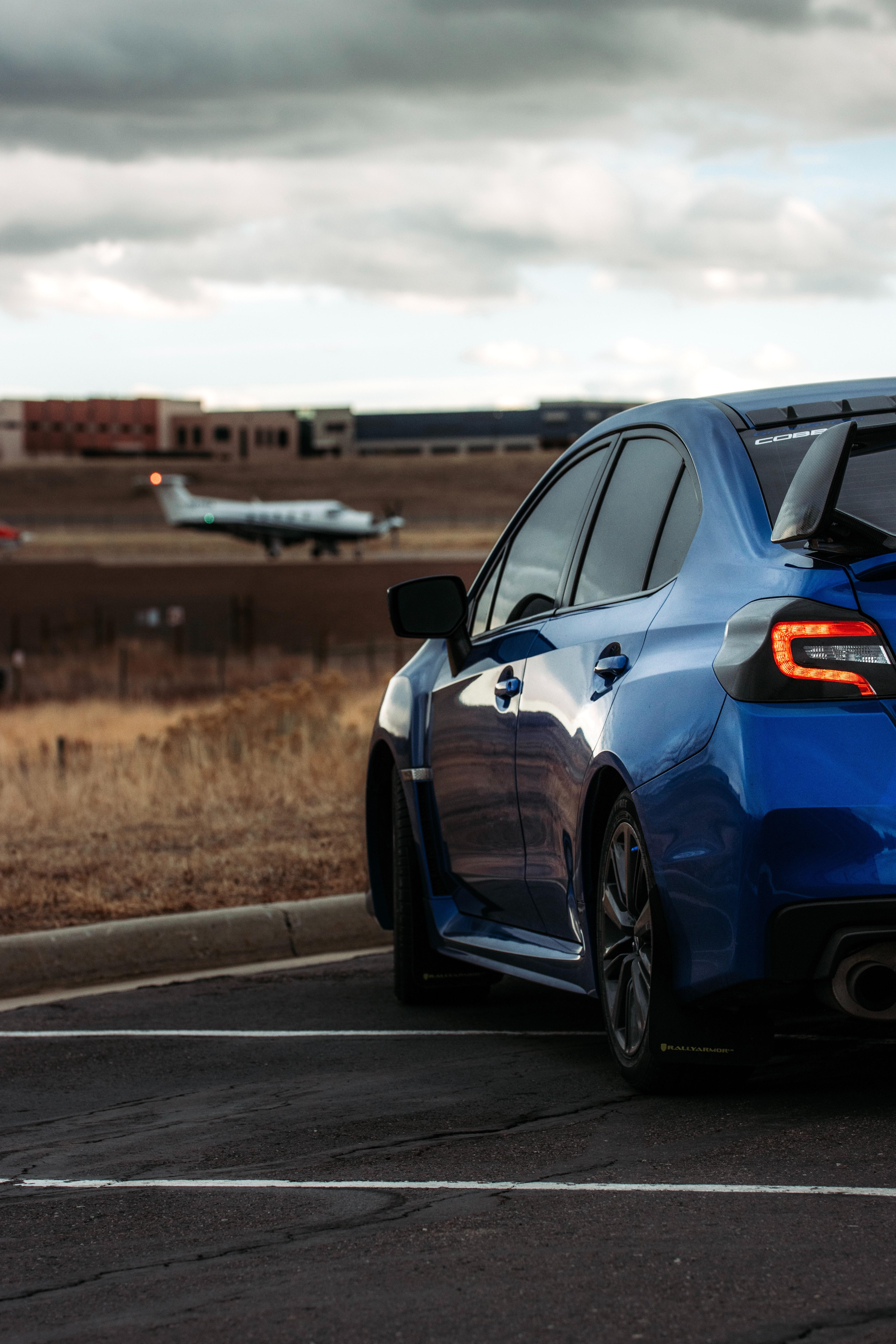 70815 download wallpaper Cars, Subaru, Car, Airport screensavers and pictures for free