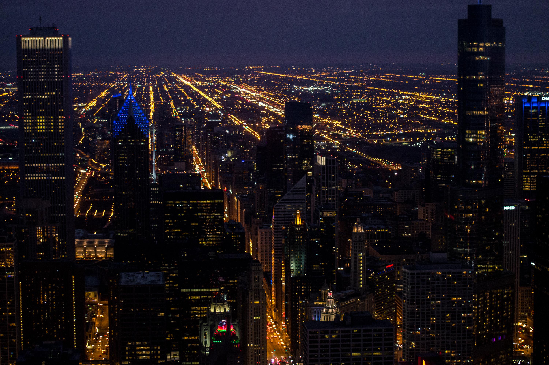 154985 fond d'écran 1080x2400 sur votre téléphone gratuitement, téléchargez des images Villes, Gratte-Ciel, Ville De Nuit, Lumières De La Ville, Grattes Ciels 1080x2400 sur votre mobile