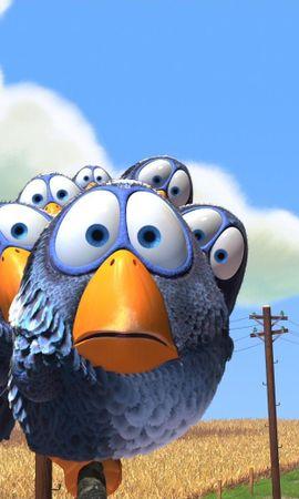 22036 скачать обои Мультфильмы, Животные, Птицы - заставки и картинки бесплатно