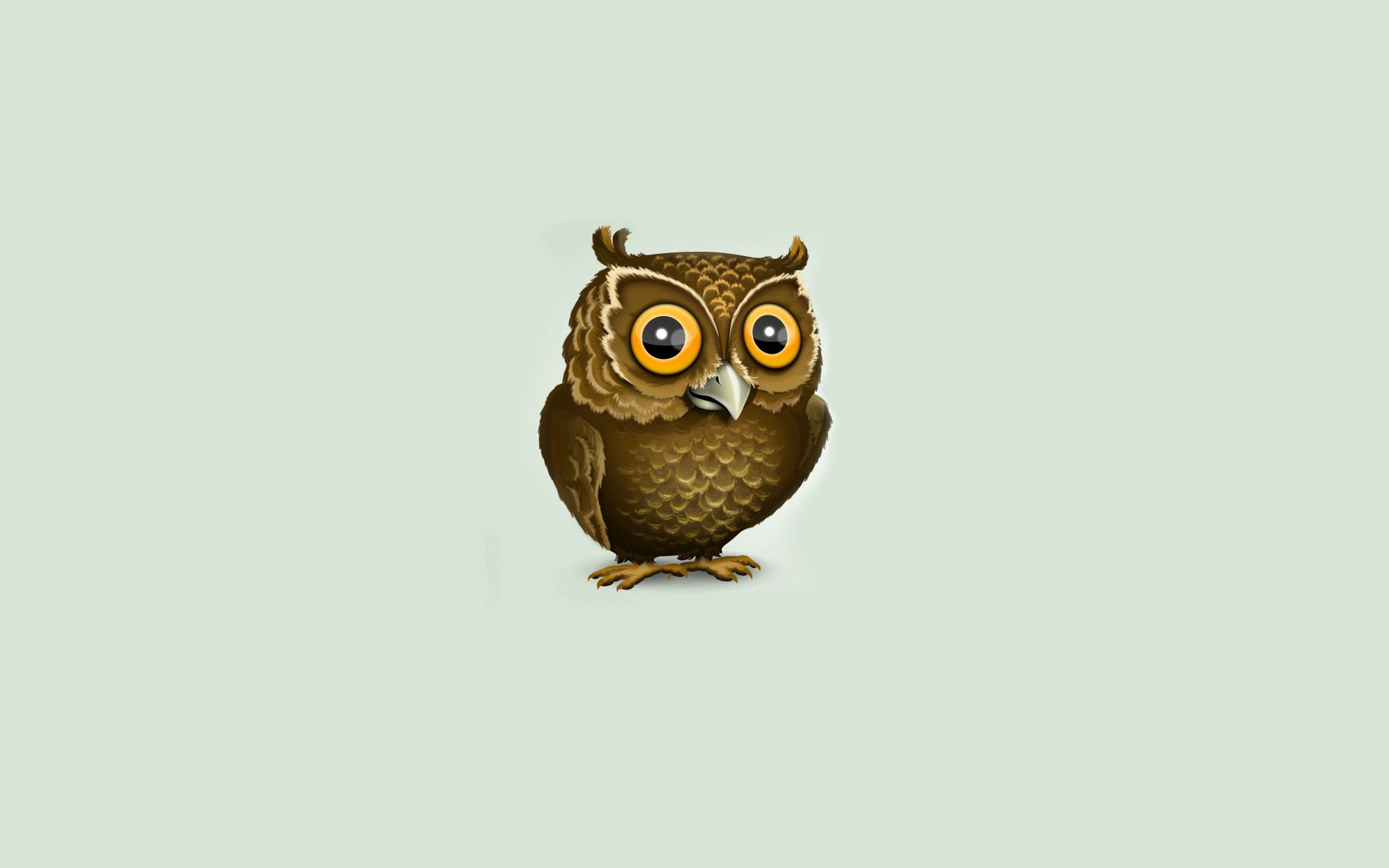 57064 Screensavers and Wallpapers Owl for phone. Download Vector, Owl, Art, Minimalism pictures for free