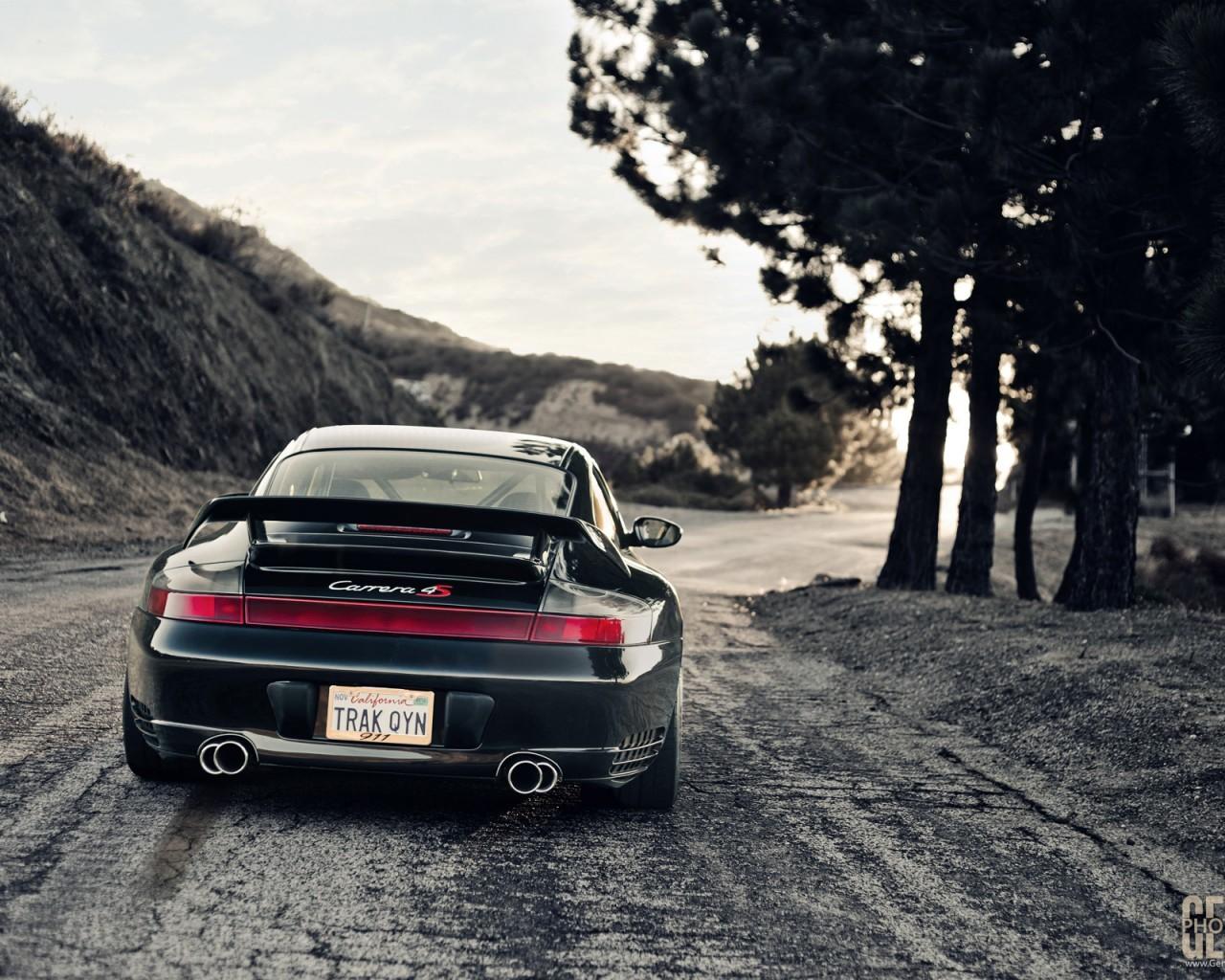 21345 скачать обои Транспорт, Машины, Порш (Porsche), Дороги - заставки и картинки бесплатно