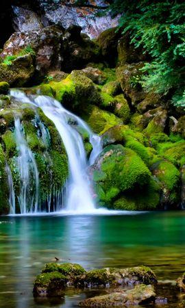 43422 скачать обои Пейзаж, Природа, Водопады - заставки и картинки бесплатно