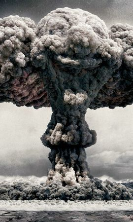 90 download wallpaper Funny, Landscape, Explosions, Smoke screensavers and pictures for free