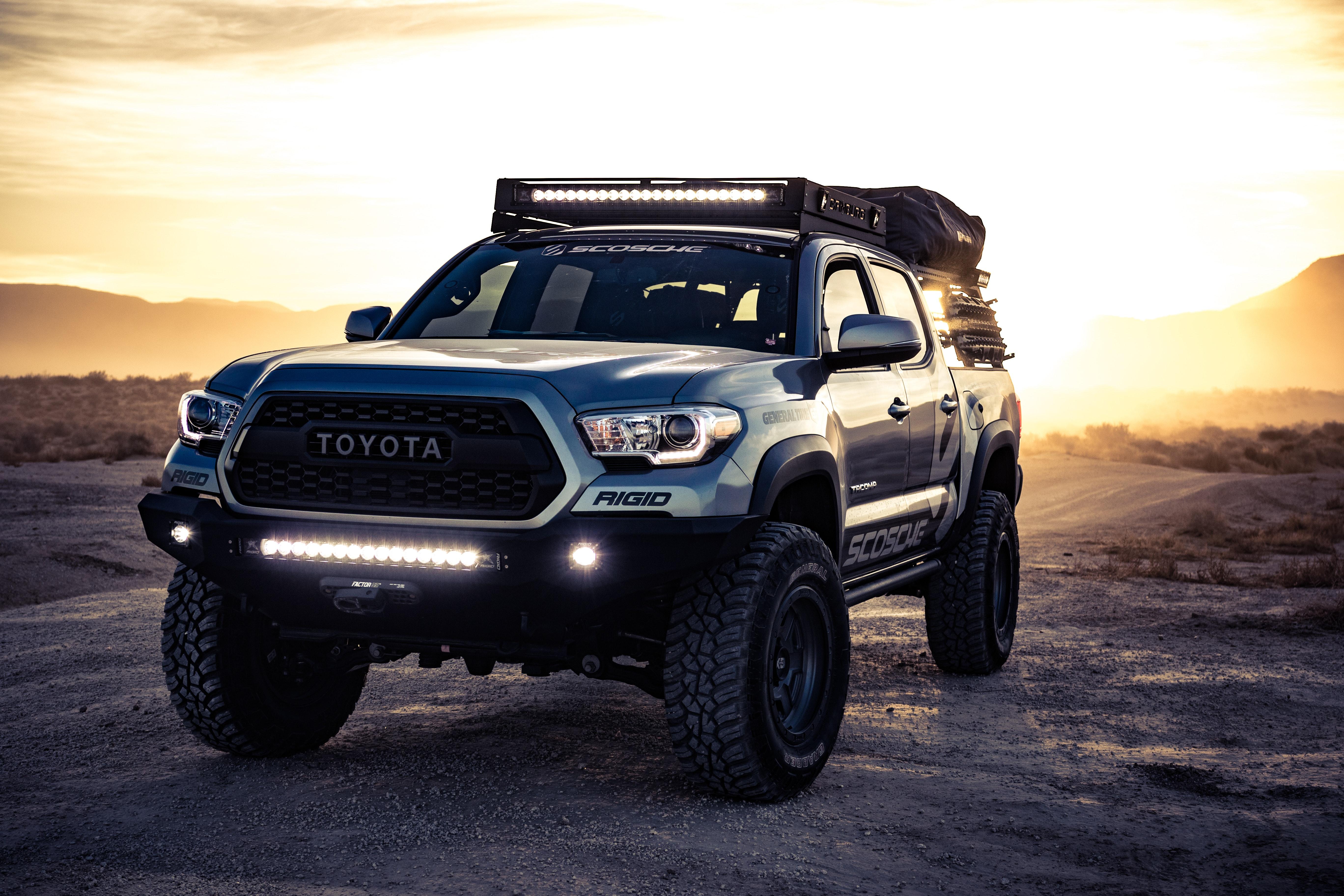 115303 скачать обои Внедорожник, Тойота (Toyota), Тачки (Cars), Toyota Tacoma - заставки и картинки бесплатно