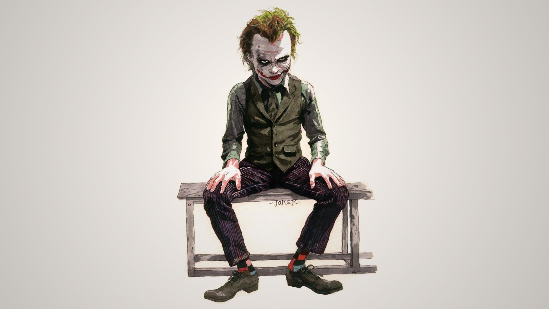 19227 Hintergrundbild herunterladen Joker, Kino, Menschen, Bilder - Bildschirmschoner und Bilder kostenlos