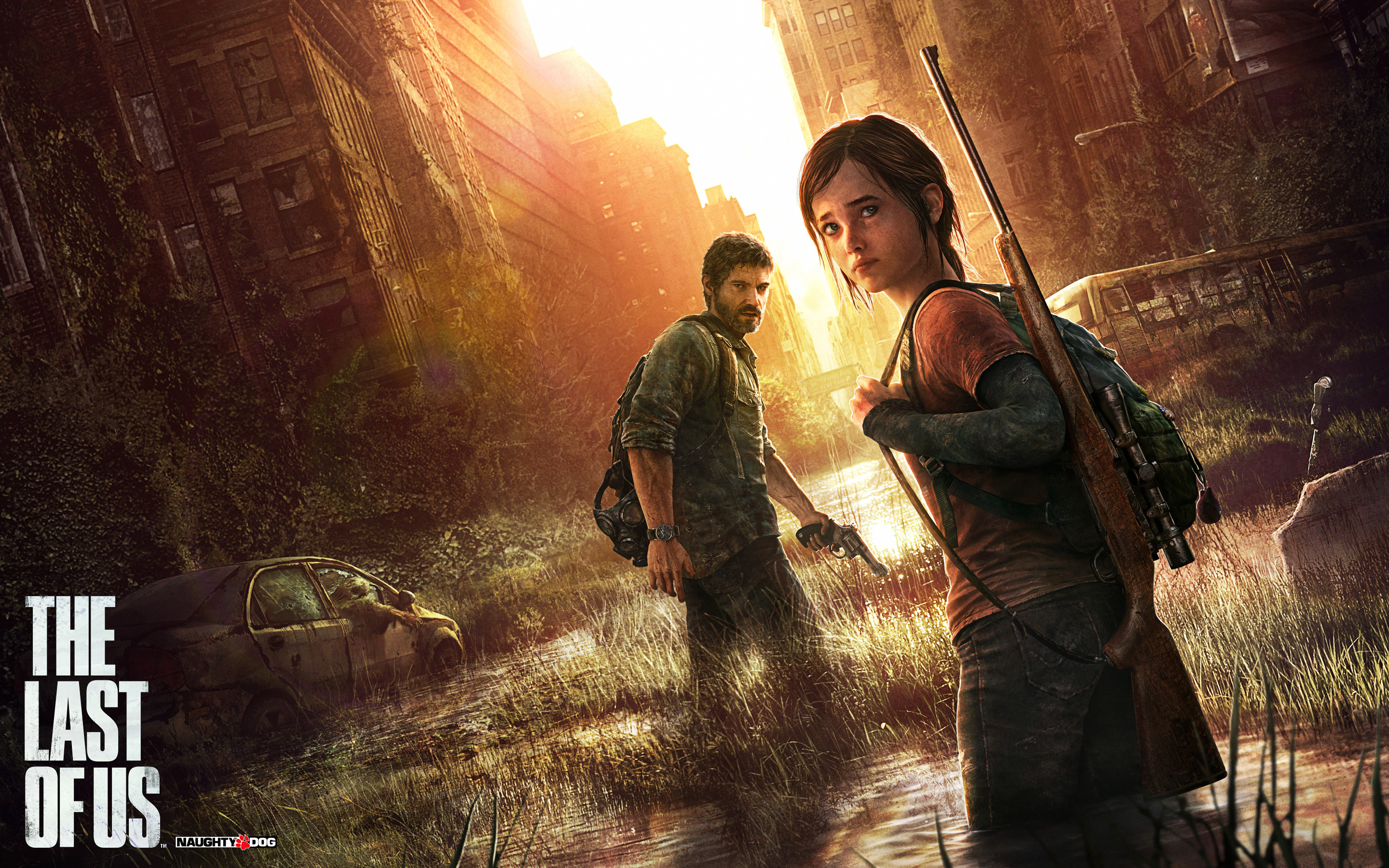 20662 download wallpaper Games, Last Of Us screensavers and pictures for free