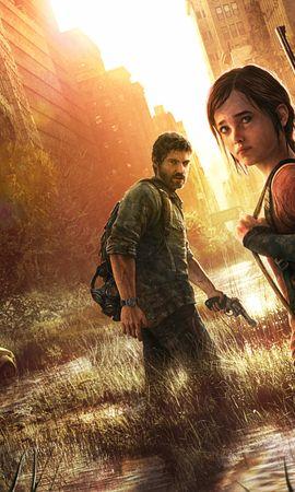 20662 descargar fondo de pantalla Juegos, Last Of Us: protectores de pantalla e imágenes gratis