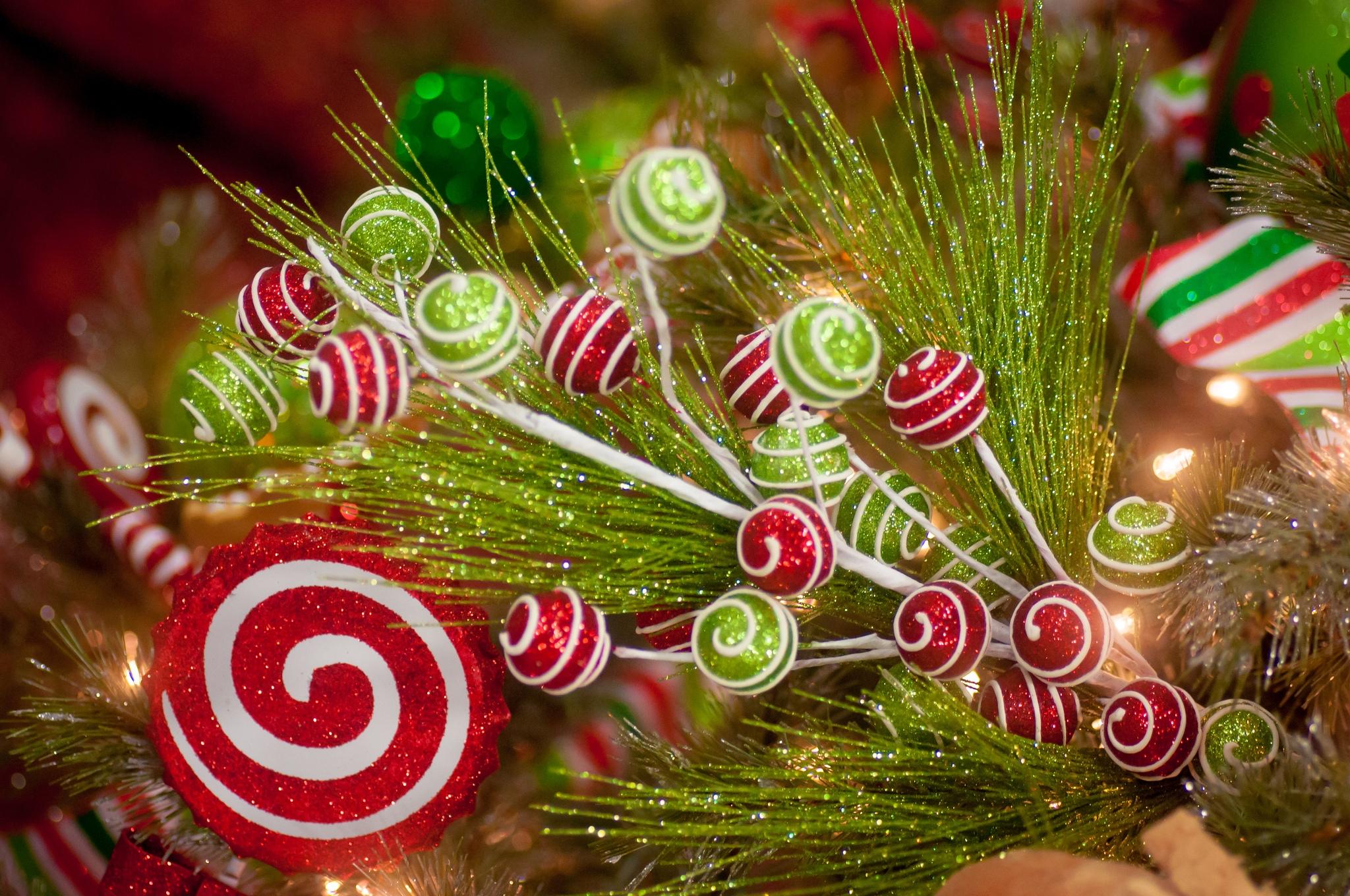 60243 Hintergrundbild herunterladen Feiertage, Neujahr, Spielzeug, Scheinen, Brillanz, Neues Jahr, Urlaub, Ast, Zweig, Dekorativ, Dekorative - Bildschirmschoner und Bilder kostenlos