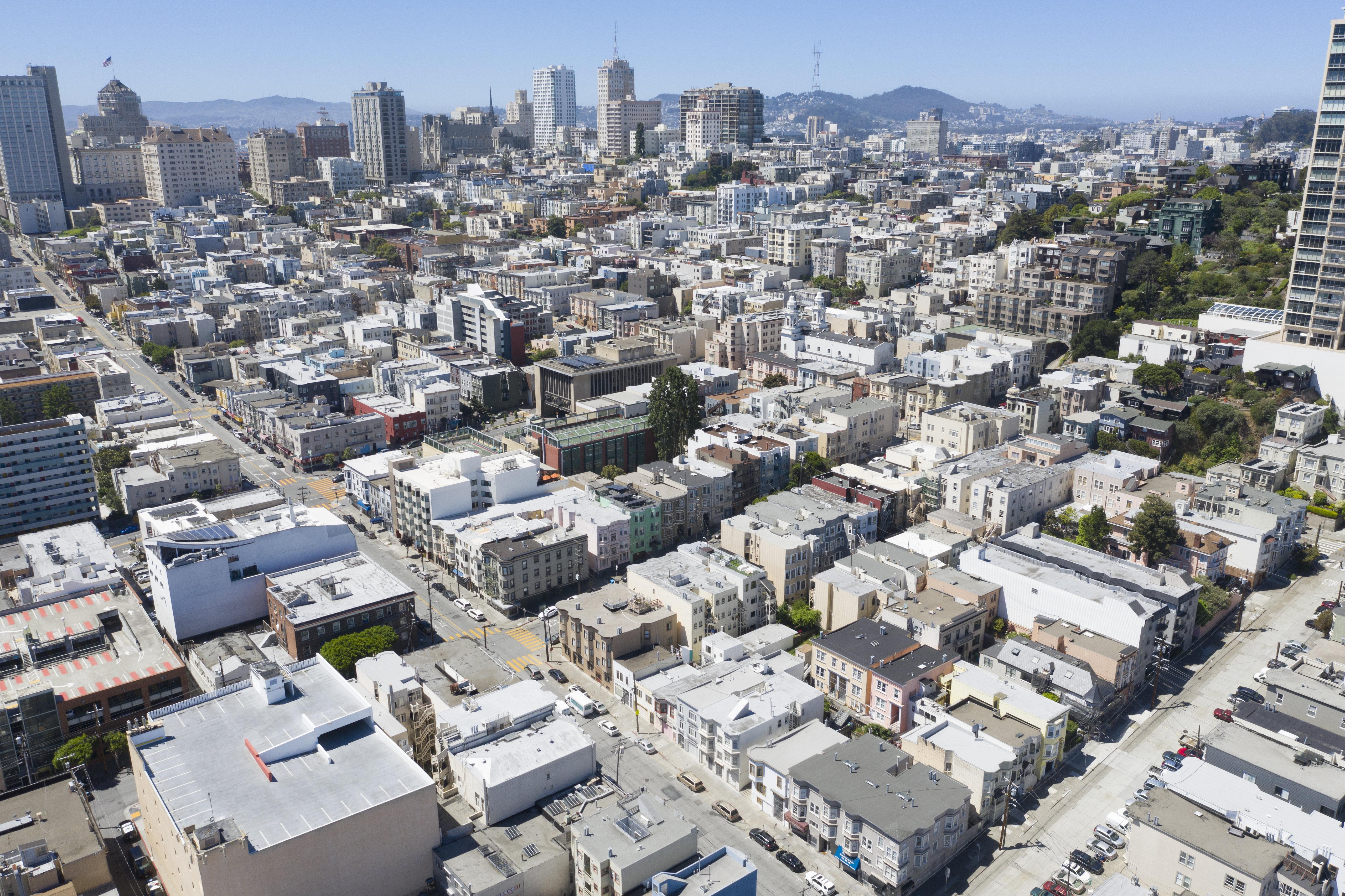 74457壁紙のダウンロード市, 都市, 建物, 屋根, 米国, アーキテクチャ-スクリーンセーバーと写真を無料で