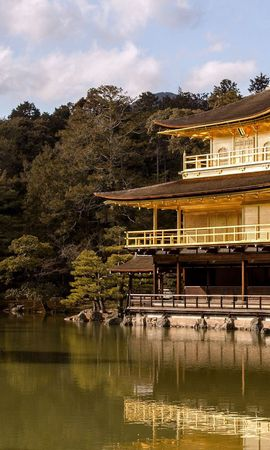 94647 Screensavers and Wallpapers Architecture for phone. Download Nature, China, Japan, Construction, Building, Style, Forest, Privacy, Seclusion, Architecture pictures for free