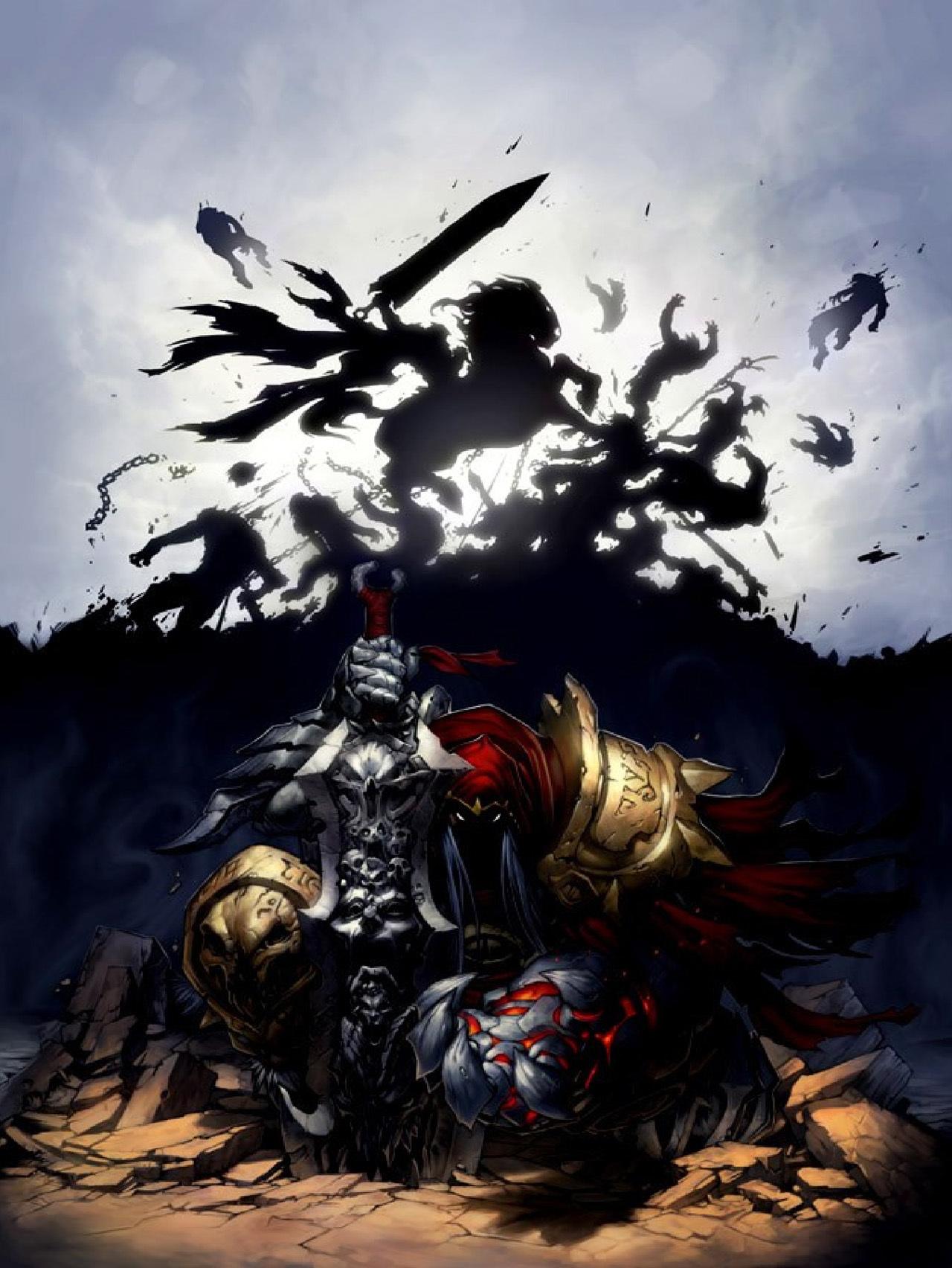20850 скачать обои Игры, Darksiders (Darksiders: Wrath Of War) - заставки и картинки бесплатно