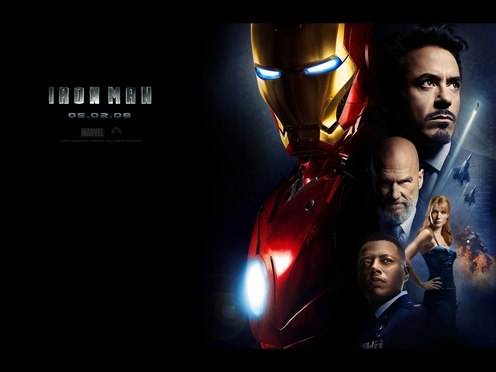 9010 download wallpaper Cinema, Iron Man screensavers and pictures for free