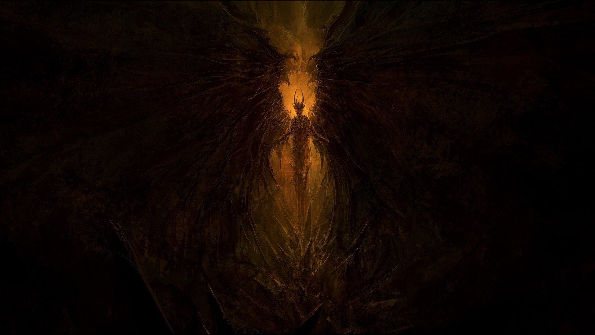 17285 Screensavers and Wallpapers Demons for phone. Download Fantasy, Demons pictures for free