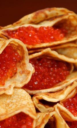 43775 télécharger le fond d'écran Nourriture, Caviar Rouge - économiseurs d'écran et images gratuitement