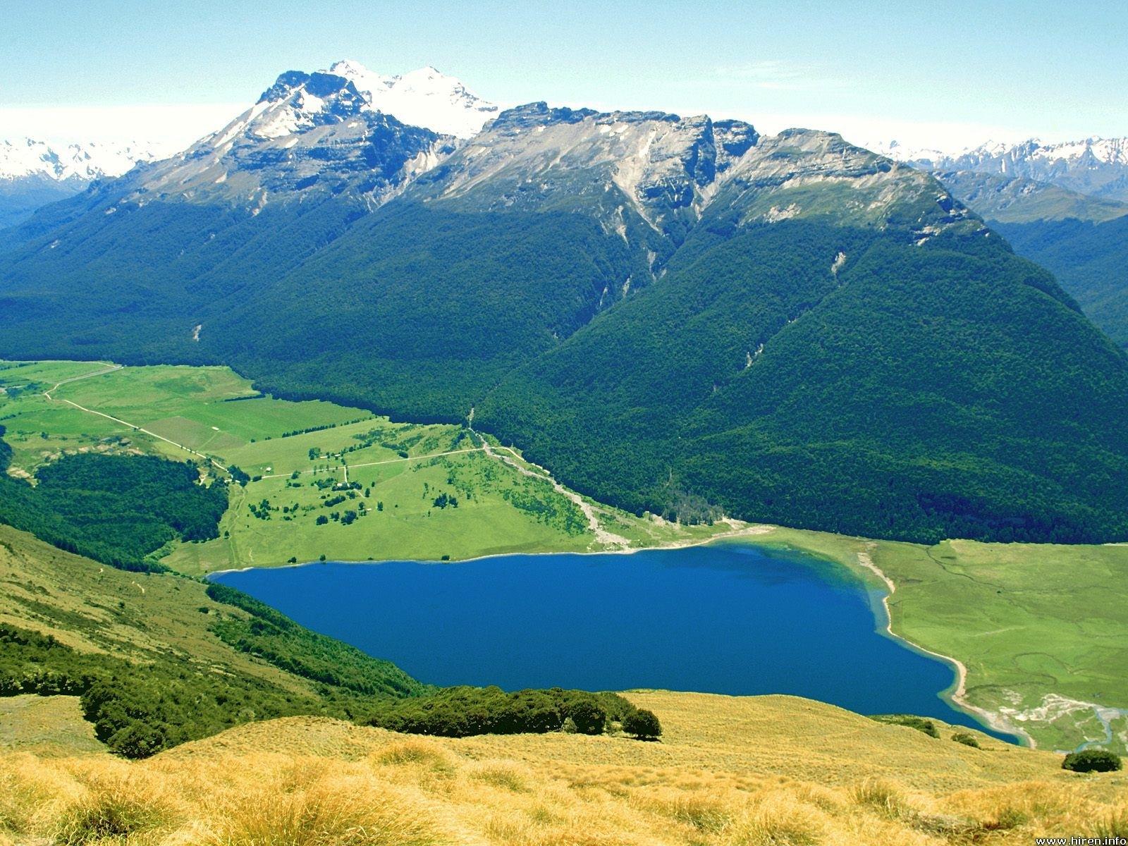 7132 скачать обои Пейзаж, Горы, Озера - заставки и картинки бесплатно