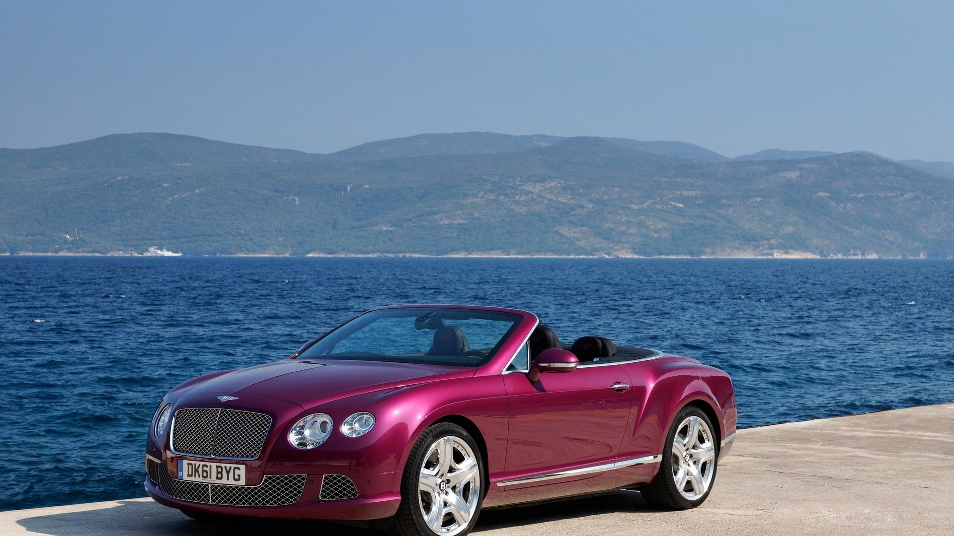 28203 скачать обои Транспорт, Машины, Бэнтли (Bentley) - заставки и картинки бесплатно