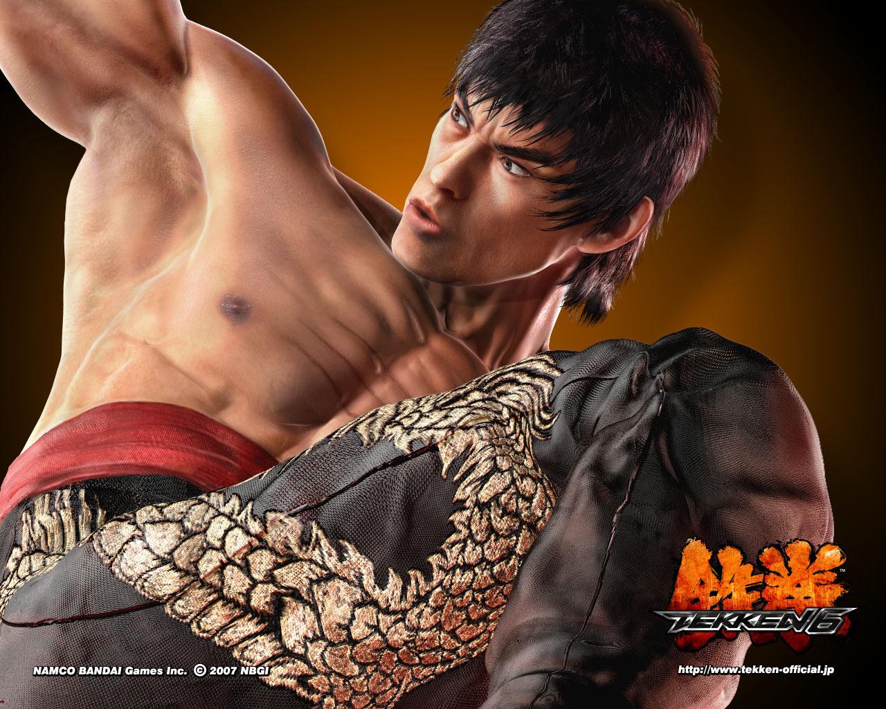 2177 скачать обои Игры, Tekken - заставки и картинки бесплатно