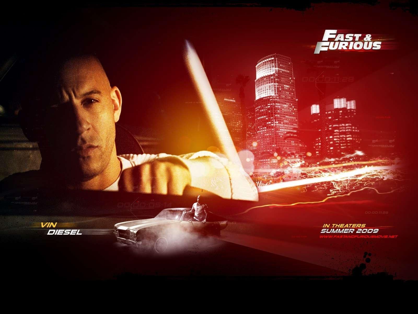 1266 скачать обои Кино, Мужчины, Вин Дизель (Vin Diesel), Форсаж (Fast & Furious) - заставки и картинки бесплатно