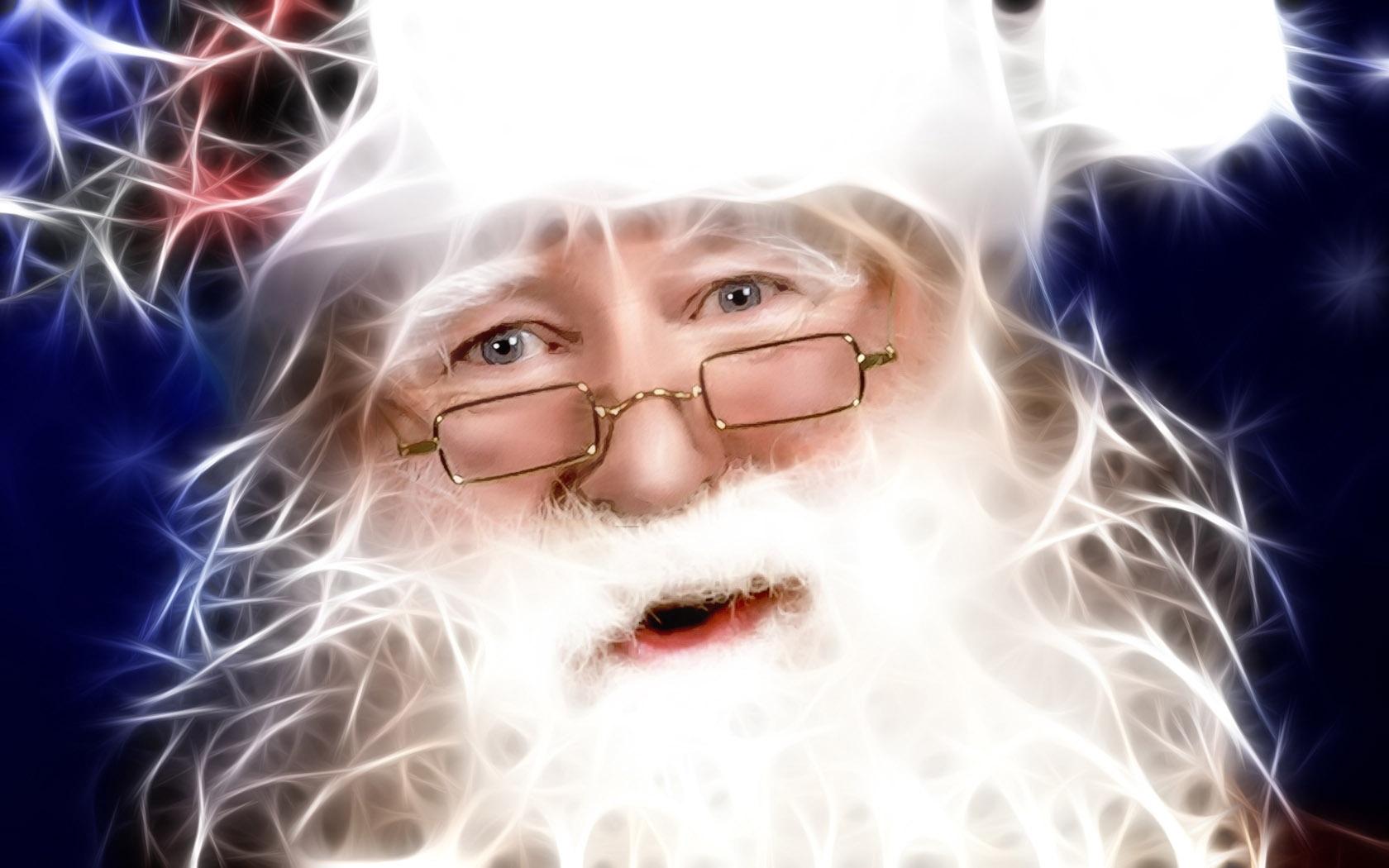 157 скачать обои Праздники, Люди, Зима, Новый Год (New Year), Дед Мороз - заставки и картинки бесплатно