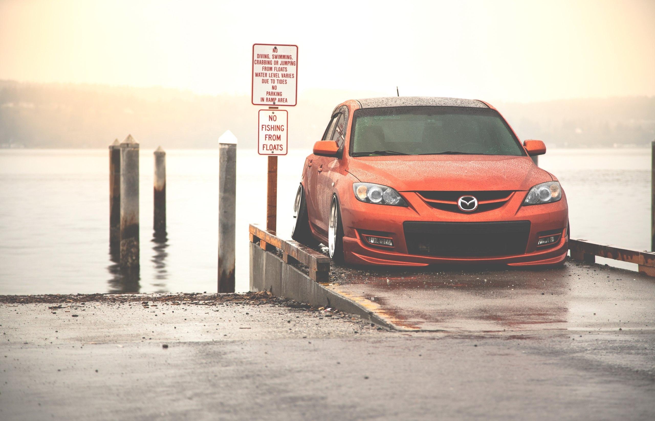 83901 Hintergrundbild 720x1280 kostenlos auf deinem Handy, lade Bilder Mazda, Cars, Vorderansicht, Frontansicht 720x1280 auf dein Handy herunter